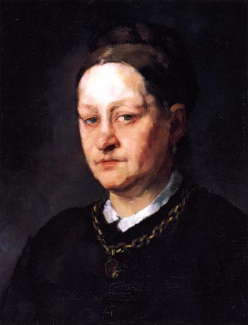Anna Trubner | Wilhelm Trubner | oil painting