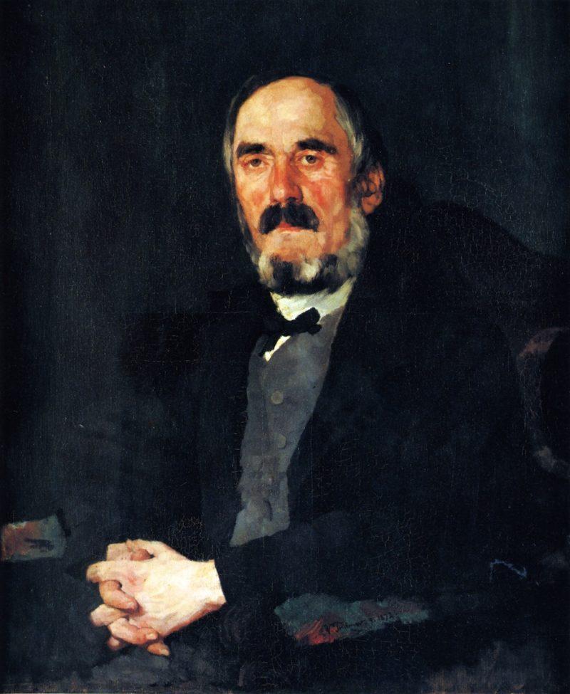 Bubermeister Wilhelm Hoffmeister | Wilhelm Trubner | oil painting