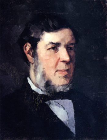 Court Goldsmith Georg Trubner | Wilhelm Trubner | oil painting