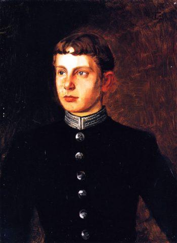 Graf Haupt zu Pappenheim | Wilhelm Trubner | oil painting