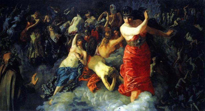 Dante's Inferno | William Trubner