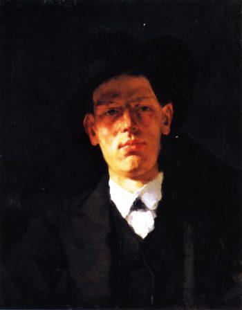 Gustav Mohr | Wilhelm Trubner | oil painting
