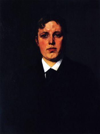 Nikolaus Trubner the Artists Brother | Wilhelm Trubner | oil painting
