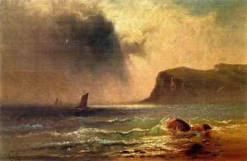 After the Storm | Charles Henry Gifford | oil painting