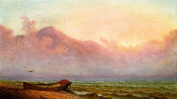 Lake George | Charles Henry Gifford | oil painting