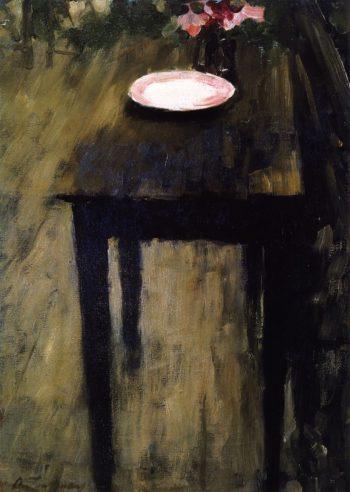Black Table | Alexei Jawlensky | oil painting
