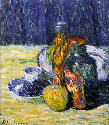 Mixed Pickles | Alexei Jawlensky | oil painting