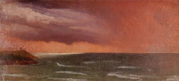 Mullenmore Island | Sir Frederick Lord Leighton | oil painting