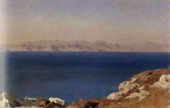 The Isle of Chios | Sir Frederick Lord Leighton | oil painting