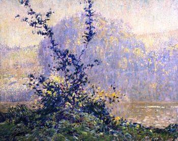 Opalescent Morning | Charles Rosen | oil painting