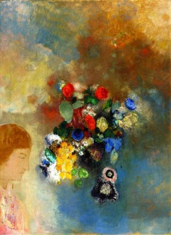 The Dream | Odilon Redon | oil painting