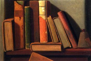 Books | John Frederick Peto | oil painting