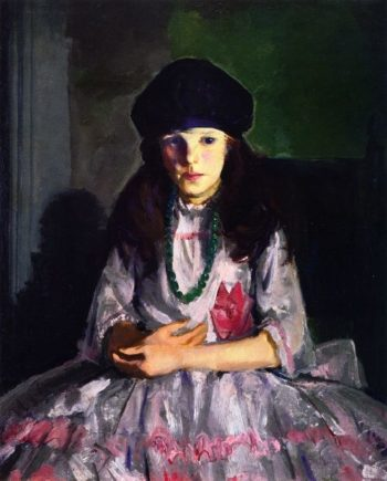 Margarite | George Wesley Bellows | oil painting