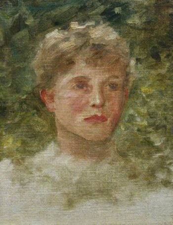 Colin Goodwyn | Henry Scott Tuke | oil painting