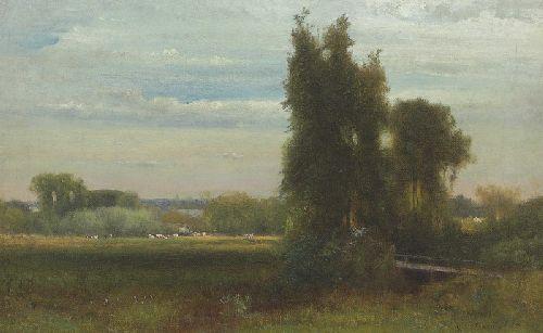 Hastings   George Inness   oil painting