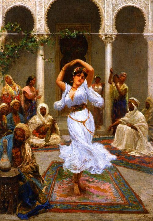 The Dance   Fabio Fabbi   oil painting