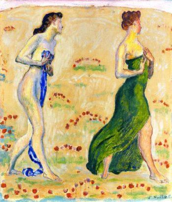Emotion | Ferdinand Hodler | oil painting