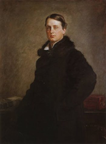 Archibald Philip Primrose 5th Earl of Roseberry | Sir John Everett Millais | oil painting
