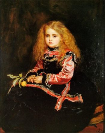 A Souvenir of Velazquez | Sir John Everett Millais | oil painting