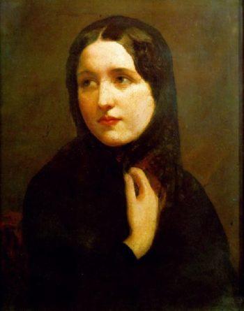 Mariana   Sir John Everett Millais   oil painting