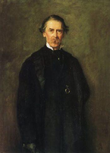 Sir Henry Thompson   Sir John Everett Millais   oil painting