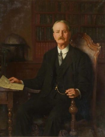 John Alfred Gotch | Thomas Cooper Gotch | oil painting