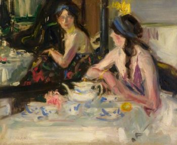 Cecilia | Francis Campbell Bolleau | oil painting