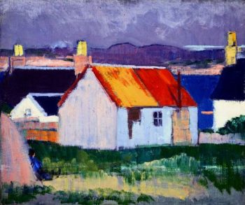Iona | Francis Campbell Bolleau | oil painting