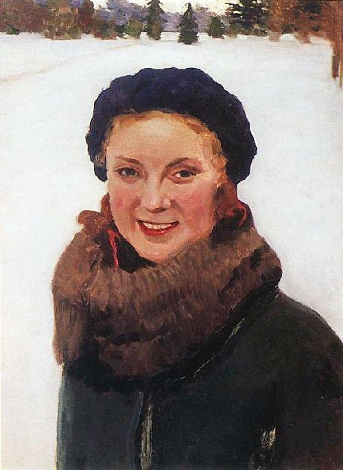 Winter | Igor Grabar | oil painting
