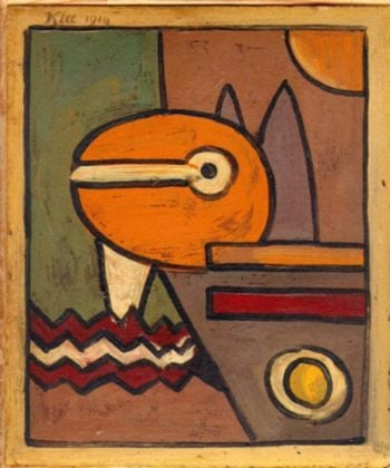 1914 | Paul Klee | oil painting