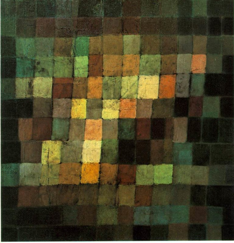Ancient Sounds, 1925 Paul Klee