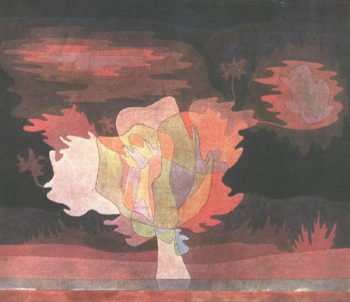 Before the Snow, 1929 Paul Klee