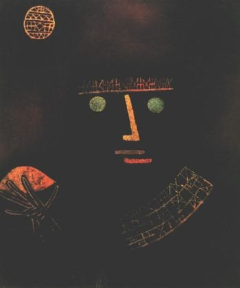 Black Knight, 1927 Paul Klee