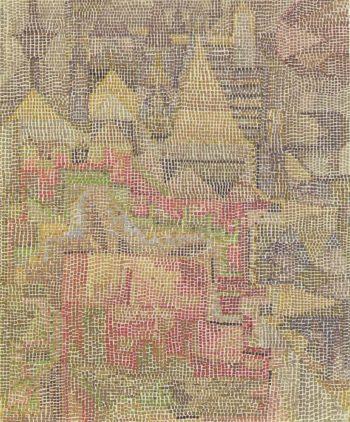 Castle Garden (Schlossgarten), 1931 Paul Klee