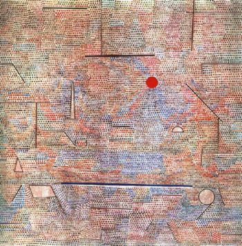 Cacodemonic, 1916 Paul Klee