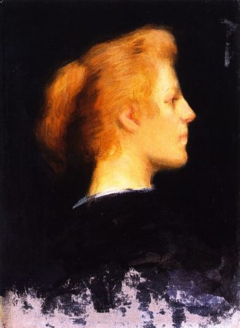 Blonde | Alexei Jawlensky | oil painting