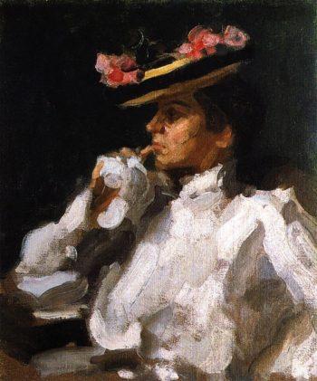 Maria II | Alexei Jawlensky | oil painting