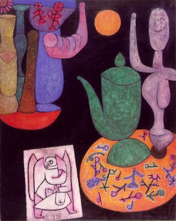 Untitled (Still Life), 1940 Paul Klee
