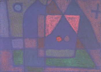 Small Room in Venice, 1933 Paul Klee