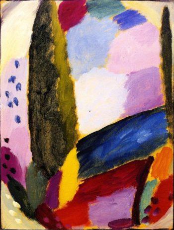 Variation Spring | Alexei Jawlensky | oil painting