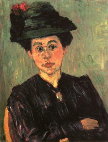Helena Jawlensky   Alexei Jawlensky   oil painting