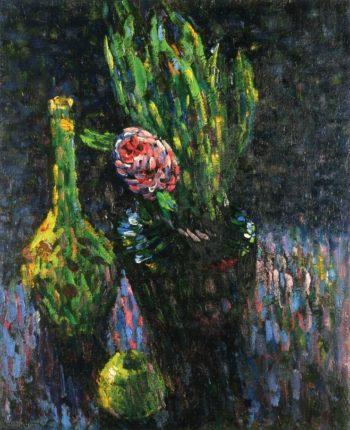 Hyacinth   Alexei Jawlensky   oil painting