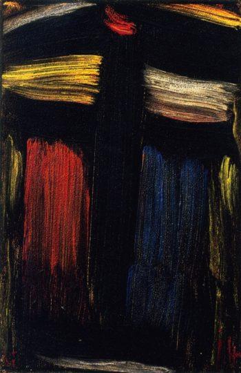 Large Meditation | Alexei Jawlensky | oil painting