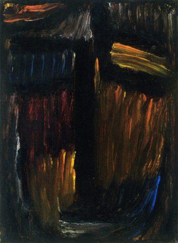 Mediation | Alexei Jawlensky | oil painting