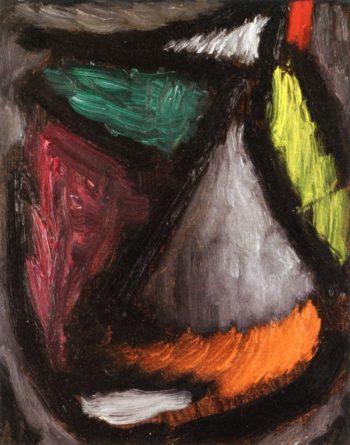 Meditation | Alexei Jawlensky | oil painting