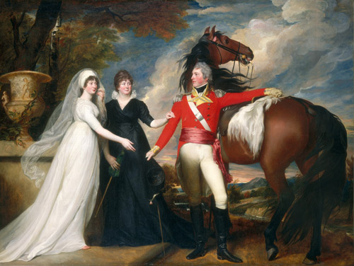 Colonel William Fitch and His Sisters Sarah and Ann Fitch