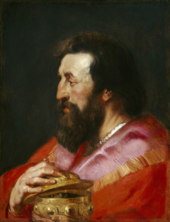 Head of One of the Three Kings: Melchior
