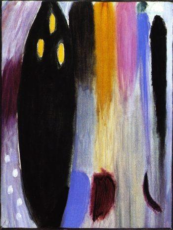 Variation Mystery | Alexei Jawlensky | oil painting