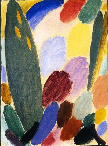 Variation | Alexei Jawlensky | oil painting