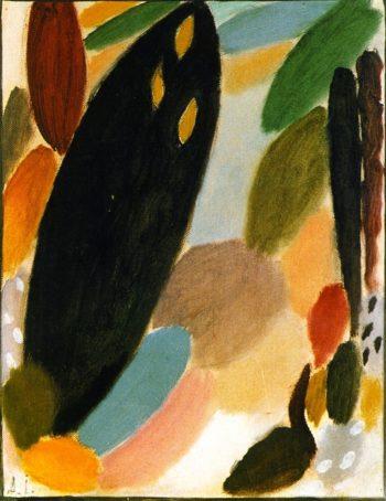 Variation | Alexei Jawlensky | oil painting